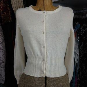Autumn Cashmere 100% Pure Cashmere Cardigan